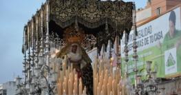 throne semana santa